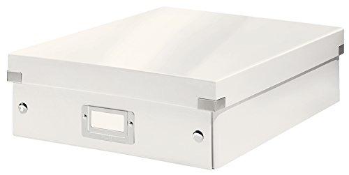 Leitz Click & Store 60580001 Organisationsbox (Mittelgroß) weiß