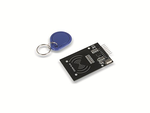 Joy-it Raspberry Pi® Erweiterungs-Platine Schwarz, Blau sbc-rfid-rc522 Raspberry Pi®, Raspberry Pi® 2 B,