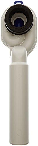 Geberit Urinal Geruchsverschluss Abgang senkrecht d50 weiß-alpin, 152.951.11.1 -