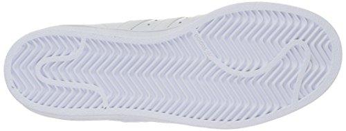 Adidas Pro Model J Cuir Baskets FtwWht-FtwWht-FtwWht