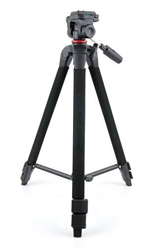 DURAGADGET Tripod Stativ für Canon EOS 550D, EOS 70D, EOS 600D, EOS 200D, EOS 60D, 650D/Rebel T4i, 1100D/Kiss X50/Rebel T3 & 7D Kameras