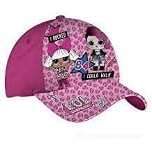 CORIEX LOL Surprise Cappello con Visiera L.O.L. Surprise c059663f4110
