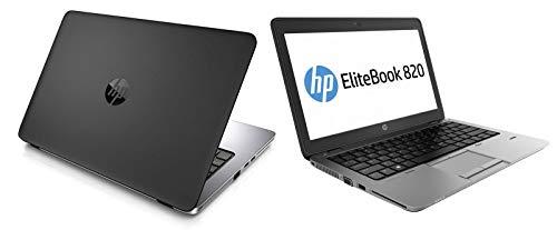 Notebook HP ELITEBOOK 820 G1 i7-4600U / RAM DDR3 8GB / SSD 256GB / Display 12.5in / Windows 10P Upgrade / No Dvd / Tastiera italiana / Grade A (Ricondizionato)