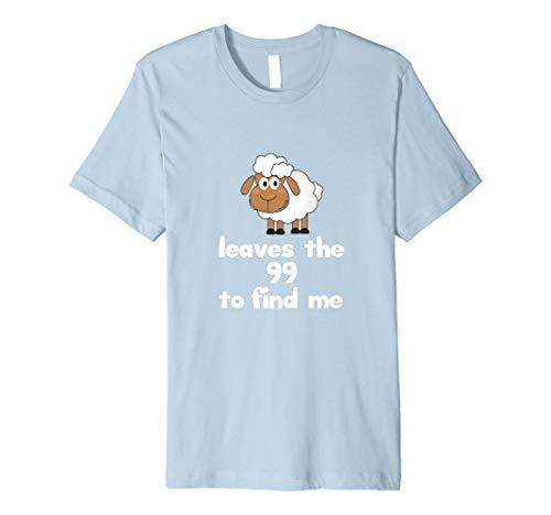 Das Verlorene Schaf I christliches Kinder Shirt I Lukas 15