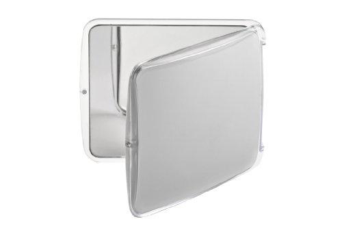 Miroir de poche grossissant x 7