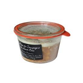 Carré de bœuf - Charcuterie - Terrine - Pâté de campagne - 250 g - Livraison en colis réfrigéré 48h
