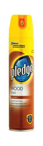 pledge-wood-5-in-1-classic-furniture-polish-aerosol-spray-300ml-ref-97974