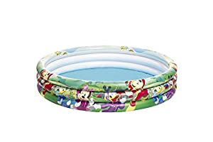 Piscina Hinchable Infantil Bestway Mickey and the Roadster Racers