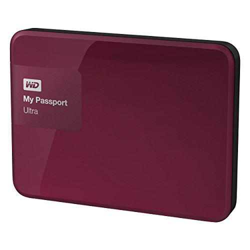 WD WDBWWM5000ABY-NESN 500GB External Hard Disk Red Price in India