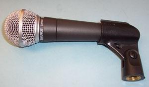 //Shure SM58Mikrofon (sm58-lc) ()