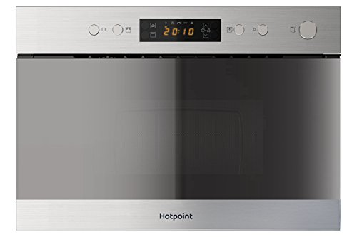 Hotpoint Class 3 MN 314 IX H Built-in Microwave - Stainless Steel Best Price and Cheapest