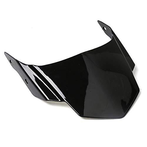 Ophelia Coperchio di Coda in plastica ABS Posteriore Coda del Motociclo Accessori Copertura Chiara Moto Nera Accessori per Moto