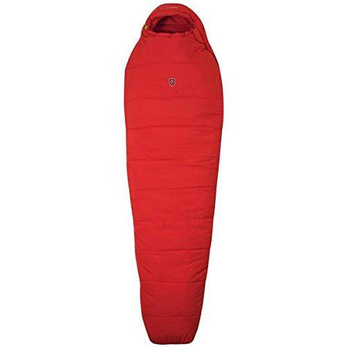 FJÄLLRÄVEN Skule - Three Seasons Schlafsack, Red, 180 cm