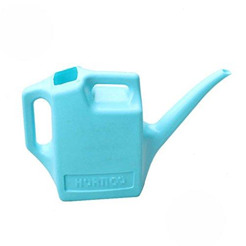 Wddwarmhome L'arrosoir en plastique d'enfant peut 1.5L arroser la maison en pot de plantes en pot (Couleur : Lake blue)