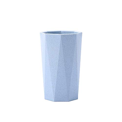 usal Cups für die Bequeme blau Kunststoff Badezimmer-Becher für Kinder Mode-Becher Kinder ()