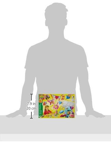 Imagen 6 de SES creative Set artístico para hacer broches, multicolor (01151)