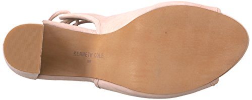 Kenneth Cole Darla, Escarpins Bout Ouvert Femme Rose (Rose 682)