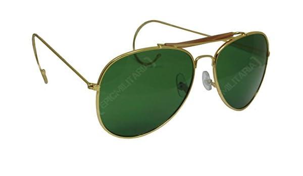 Gafas de sol con vidrios verdes  Amazon.fr  Sports et Loisirs d8d512831183