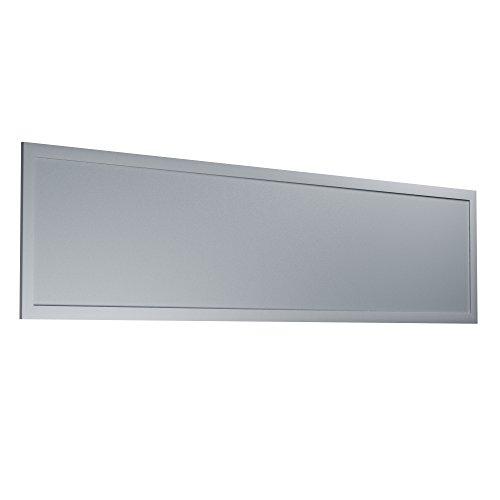 Osram Planon Plus LED Deckenleuchte, Deckenpanel als Aufbauleuchte, 36 Watt, 30 x 120 cm, warmweiß, 3000K, weiß