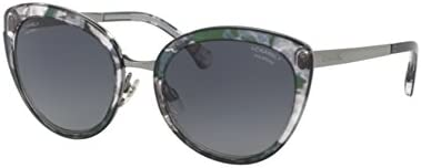 Chanel CH4208 GREEN FLOWER (C464S8) - Gafas de sol