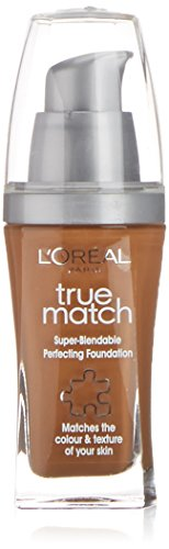 L'Oreal True Match Cocoa, Fondotinta liquido, 30 ml