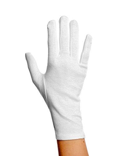 GLAMORY Gloves Strumpfhandschuhe-weiss-Einheitsgröße