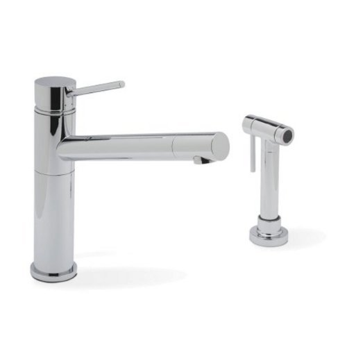 Blanco 441423 1.8 GPM Alta Pullout with Dual Spray, Chrome by Blanco (Spray Chrome Dual)