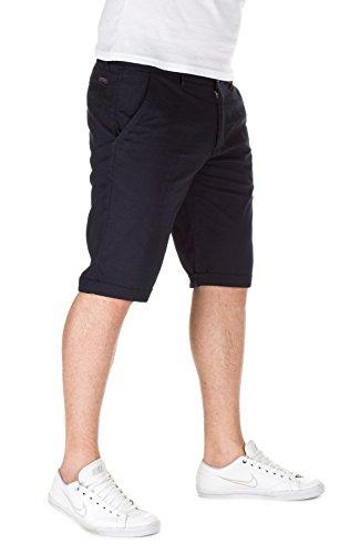 WOTEGA Herren Chino Shorts Bermuda Kallari navy (6211)