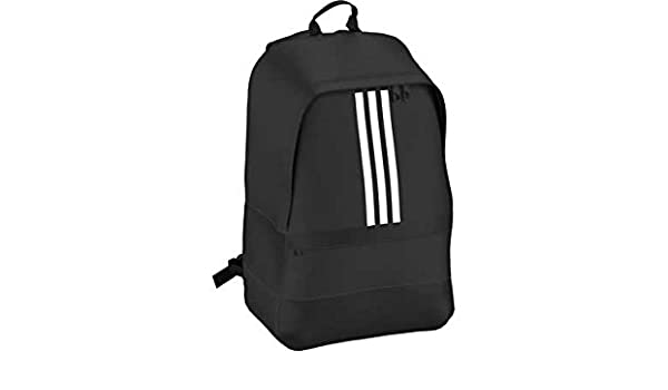 Adidas Versatile 3 Stripe Backpack - Black.  Amazon.co.uk  Luggage 004f702aede15