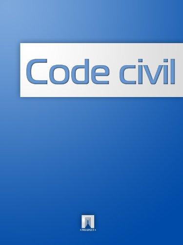 En ligne téléchargement gratuit Code civil (France) pdf epub