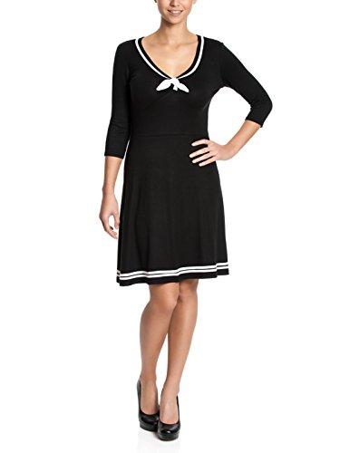 Pussy Deluxe Sailor Dress Abito nero S