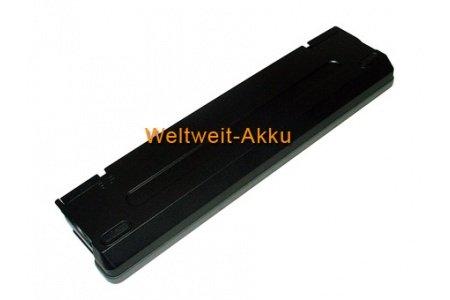 Preisvergleich Produktbild 10,80V 4400mAh Ersatz für FUJITSU-SIEMENS LifeBook P1610, passt zu Akkutyp S26391-F5031-L400, S26391-F5031-L410