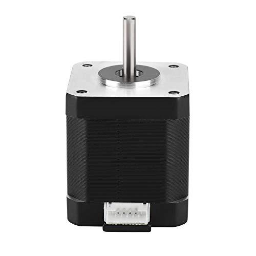 ASHATA Motor Paso a Paso 17HS8401S DC 3V 42 Motor Paso a Paso (2 Fases) con Cable de Motor AC600V/1MA/IS Accesorios para impresoras 3D