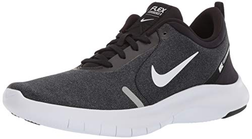 Nike Damen WMNS Flex Experience RN 8 Laufschuhe, Schwarz (Black/White/Cool Grey/Reflect Silver 013), 39 EU