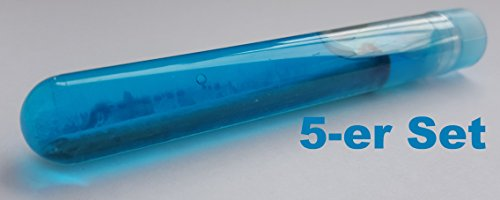 Original Hochwertige Blauwassernägel - 8cm XL - 5'er Set + 1 x Gratisnagel - Erstanbieter - hochwirksame Ionisations-Rezeptur -