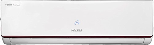 Voltas 1.5 Ton 3 Star (2017) Split AC (183 JY, White)