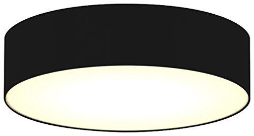 ranex-ceiling-dream-collection-lampara-de-techo-satinado-cubierta-negro-40-cm-e14