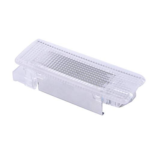 CITALL Coffre à bagages LED blanc 1PCS