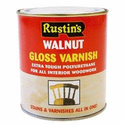 rustins-polyurethane-gloss-varnish-500ml-walnut