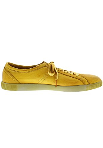 Softinos Tom Washed, Sneaker Uomo gelb