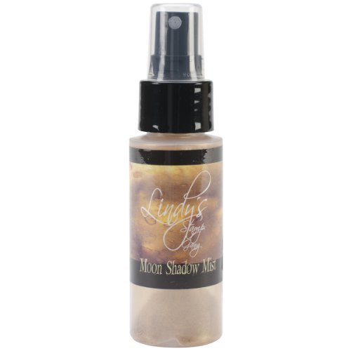 Lindy's Stamp Gang Moon Shadow Mist, 2-Ounce, Gossamer Gold by Lindy's Stamp Gang