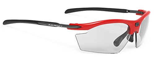 Rudy Project Rydon Glasses Fire Red Gloss - ImpactX Photochromic 2 Black 2019 Fahrradbrille