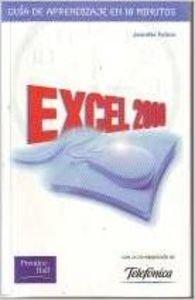"""Excel 2000"""" guia en 10 minutos o menos"""