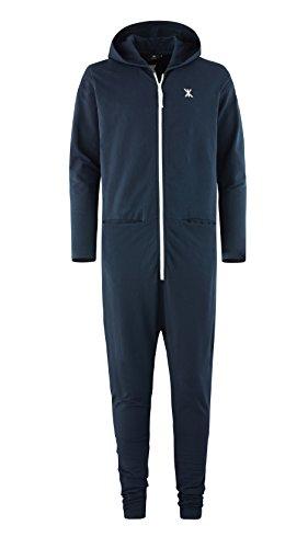 Onepiece Damen Jumpsuit Uno, Blau (Navy) - 5