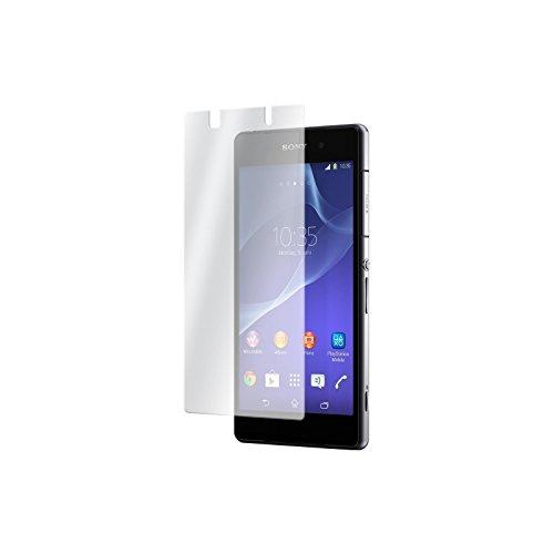 PhoneNatic 1 x Glas-Folie klar kompatibel mit Sony Xperia Z2 - Panzerglas für Xperia Z2