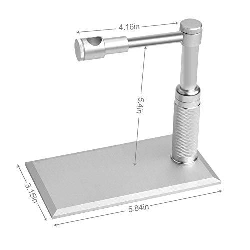 Support-200 Caps (AYH Handheld Usb Digital Mikroskop 1-200X Zoom Vergrößerung 2Mp Kamera 1600X1200Hd Imaging Endoskop mit 8 LED-Leuchten)