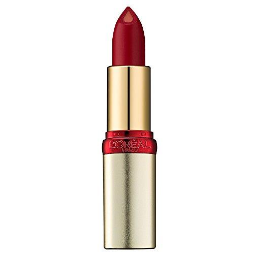 L'Oréal Paris Color Riche Serum Anti-Age, 502 True Red - pflegender Anti Aging Lippenstift zur Glättung von Lippenfältchen, 1er Pack (Lippenstift Color True)