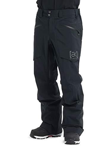 Burton Herren AK Gore-Tex Pro Hover Hose 3L, Herren, Men's Ak Gore-tex 3l Pro Hover Pant, True Black, Small