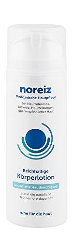noreiz Reichhaltige Körperlotion • Medizinische Hautpflege bei Neurodermitis, Juckreiz