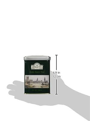 Ahmad Tea - Thé Noir Vrac Ahmad Tea - Earl Grey - Thé Noir - Boite 100g
